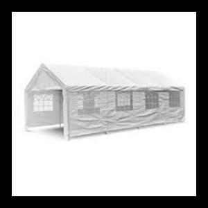 3×8 Meter Zelt