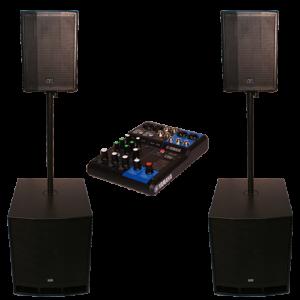 CL 118 Dual Aktiv Set