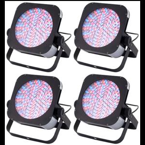 LED Par 56 Flat Set