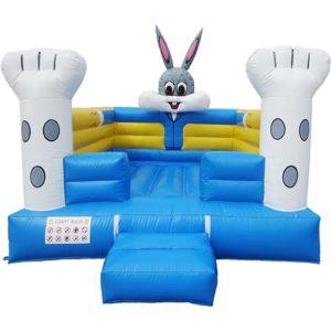 Hüpfburg Bunny